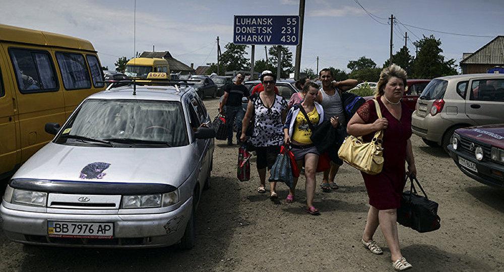 Les autorités ukrainiennes n'ont pas ouvert les couloirs humanitaires (Astakhov)
