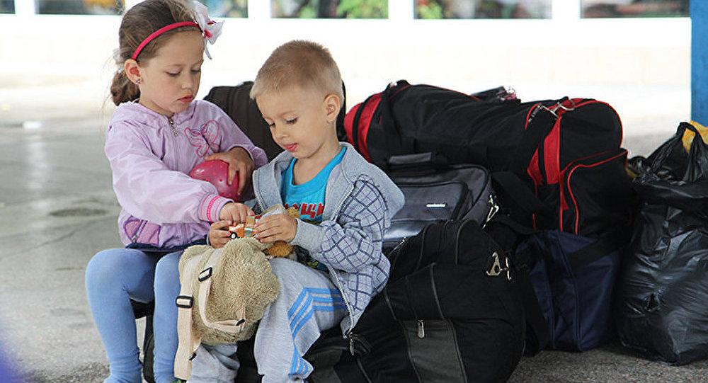 Environ 7000 Ukrainiens ont demandé l'asile en Russie