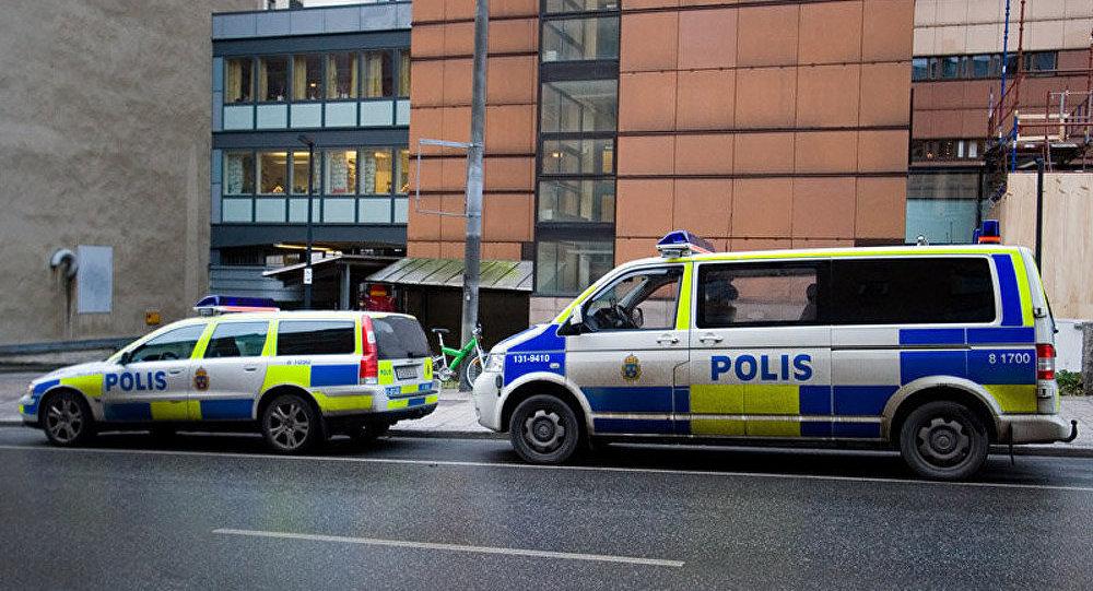 Un « terroriste » a décidé de tester l'état d'alerte des autorités suédoises face à des attaques terroristes