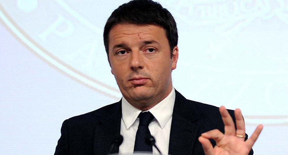 Le Premier ministre italien promet de créer des « Etats-Unis d'Europe »