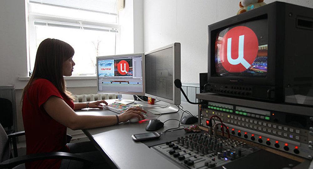 Kiev exige d'interdire la diffusion des chaînes de télévision russes