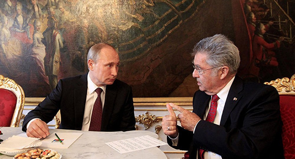 Poutine estime que South Stream est nécessaire à la sécurité énergétique de l'Europe