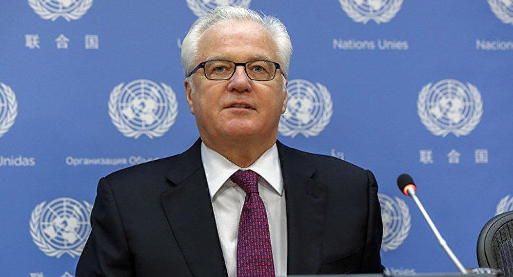 La Russie compte sur le respect du cessez-le-feu en Ukraine (Tchourkine)