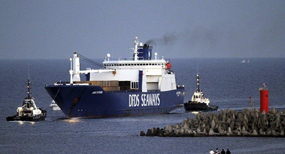 Fin du transfert des armes chimiques syriennes vers le navire américain (Pentagone)
