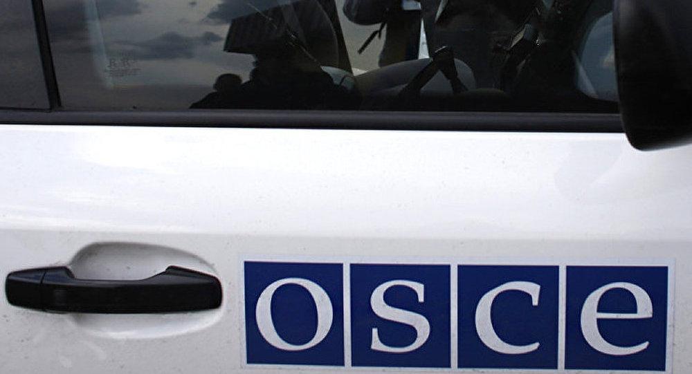 L'UE est favorable à la volonté de la Russie de déployer les observateurs de l'OSCE à la frontière avec l'Ukraine