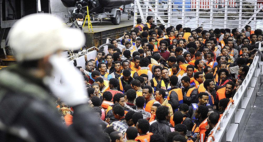 Rome ne respecte pas les procédures d'enregistrement des immigrés clandestins (UE)