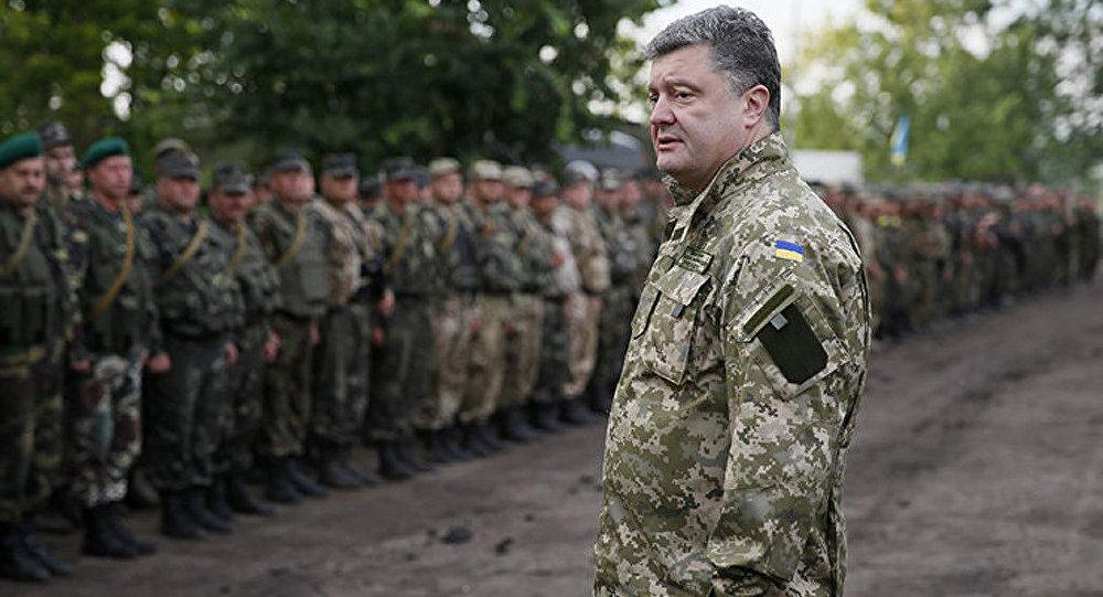 Ukraine de l'Est : Porochenko menace de tuer 100 miliciens pour un soldat ukrainien tué