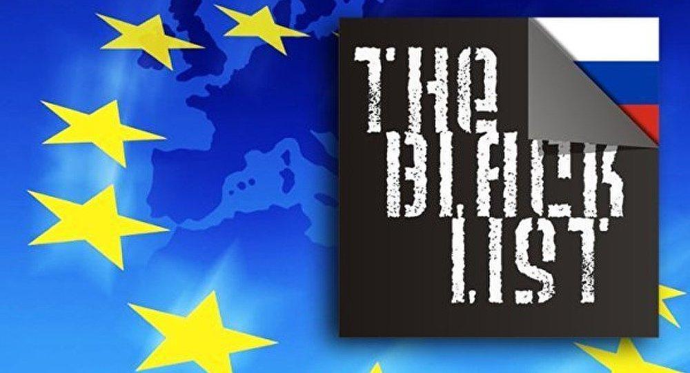 L'UE a publié une nouvelle liste des sanctions élargie