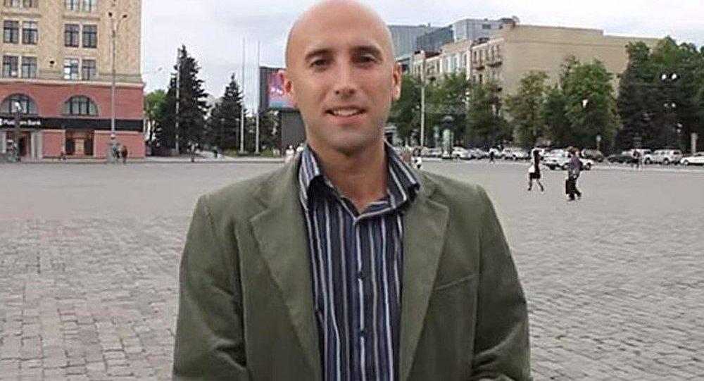 Un journaliste surnuméraire de la chaîne de télévision Russia Today libéré