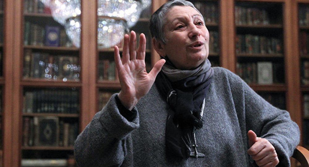 La première écrivaine russe récompensée par le Prix d'Etat autrichien de littérature