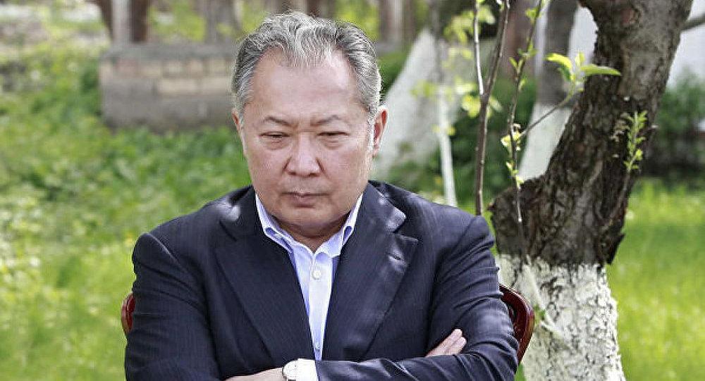 Kirghizstan : l'ex-président Bakiev condamné à la perpétuité par contumace