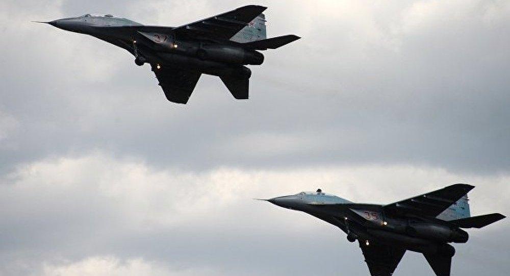 Russie/Aviadarts 2014 : un show aérien inaugure les compétitions