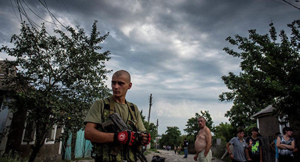 Des combats ont eu lieu près d'environ 5 postes de contrôle russes