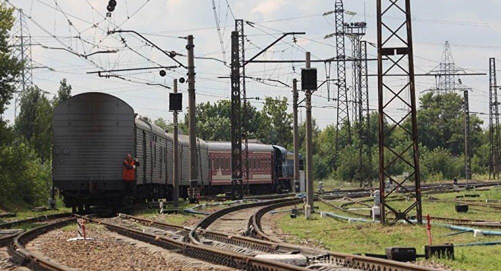 Le trafic ferroviaire suspendu entre Donetsk et Krasnoarmeysk