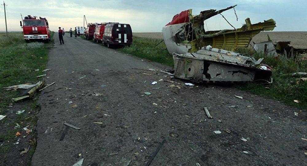 Les miliciens de Donetsk enverront aux représentants des Pays-Bas un wagon contenant des bagages de victimes d'accident de Boeing