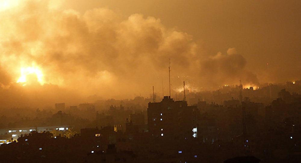 Tel Aviv a donné « 4 heures de paix » à Gaza
