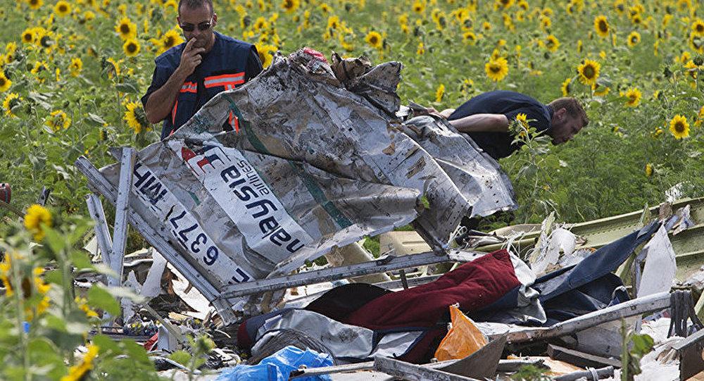 MH17 : un pilote ukrainien affirme avoir abattu le jet (média allemand)