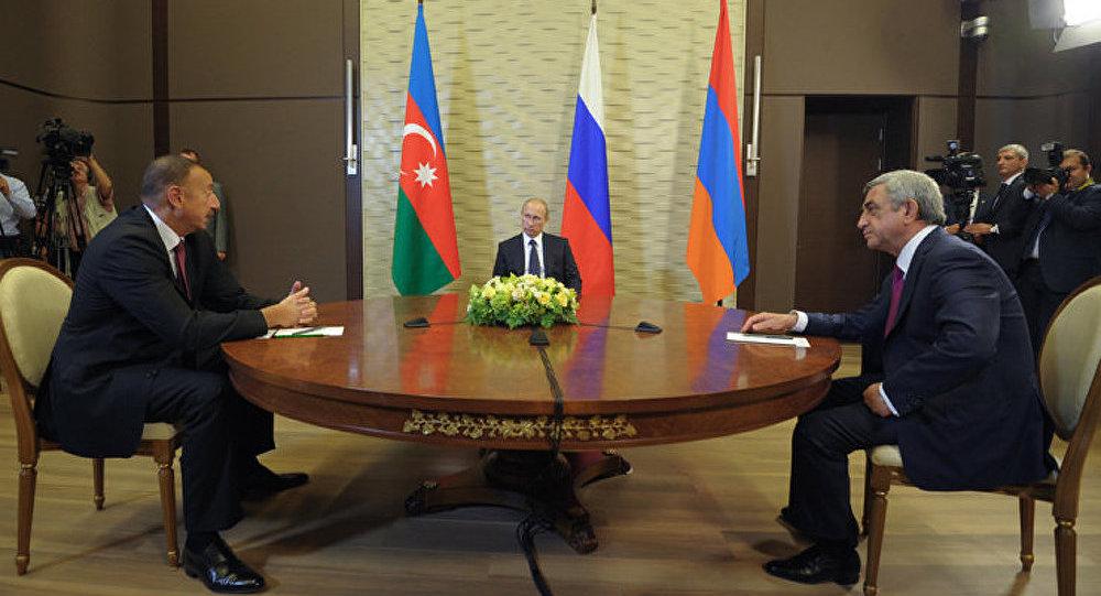 Haut-Karabakh : la Russie, l'Arménie et l'Azerbaïdjan prônent une solution pacifique