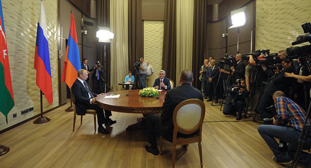 Haut-Karabakh : pax americana vs pax russica