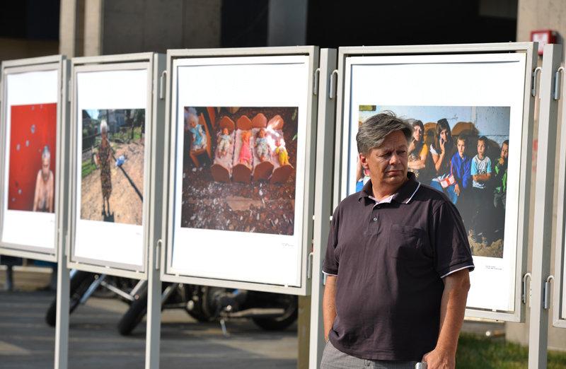 L'exposition des photos d'Andreï Stenine