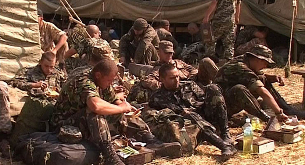 L'Ukraine au seuil d'une implosion militaire