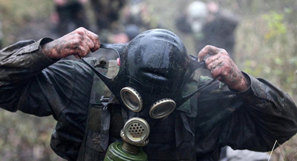 Est de l'Ukraine : les troupes pro-Kiev utilisent des armes chimiques (insurgés)