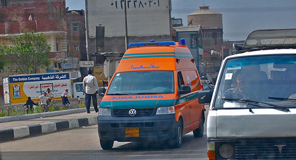 Egypte : une collision de bus fait 27 morts et plusieurs blessés dont des Russes
