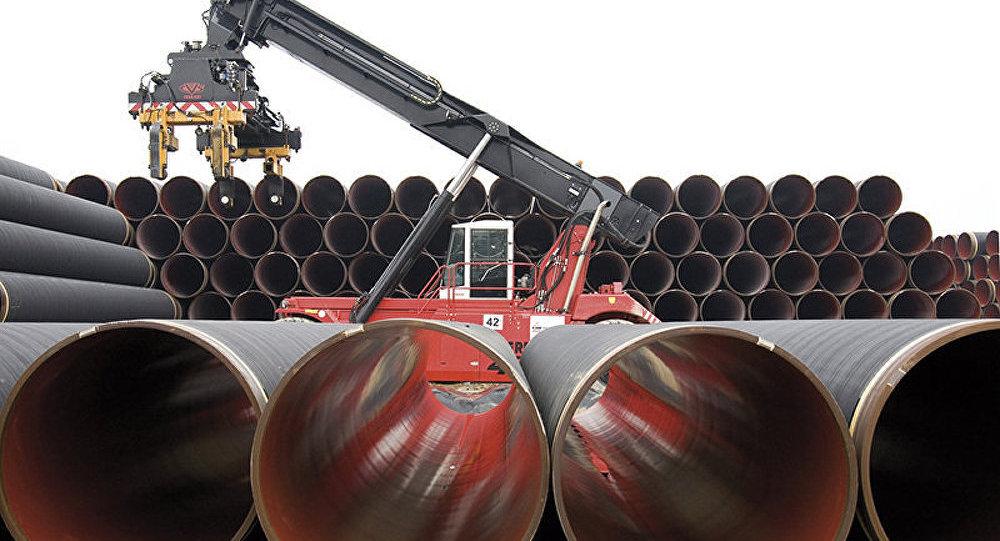 La construction du gazoduc South Stream à travers la péninsule est plus rentable (les autorités de Crimée)