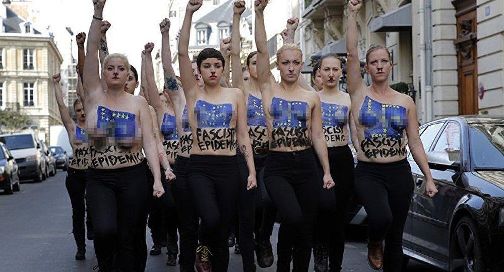 France : l'ex-FEMEN Amina sera jugée pour une agression à Paris