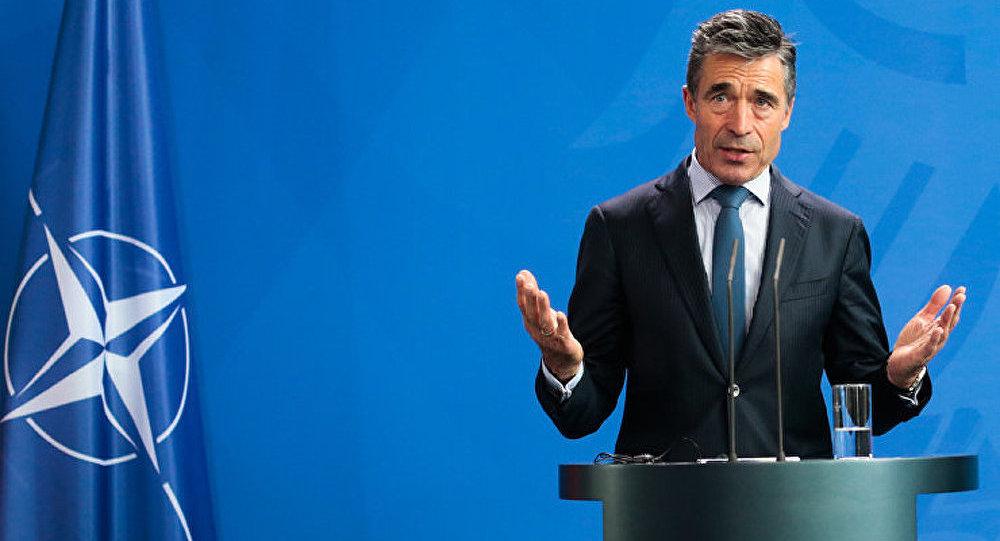 L'OTAN condamne l'entrée du convoi humanitaire russe en Ukraine