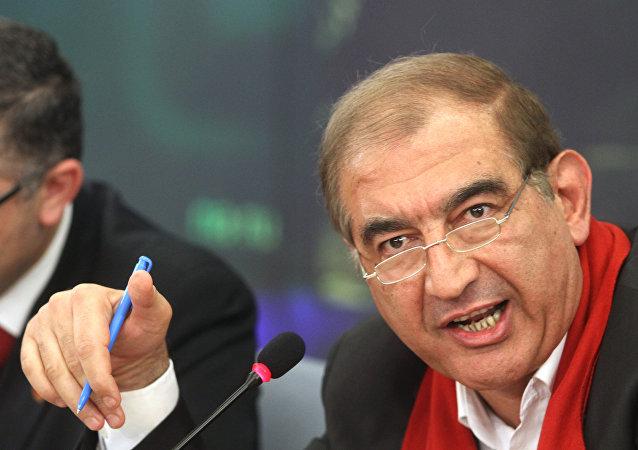 L'un des leaders d'un groupe de l'opposition syrienne modérée, Qadri Jamil