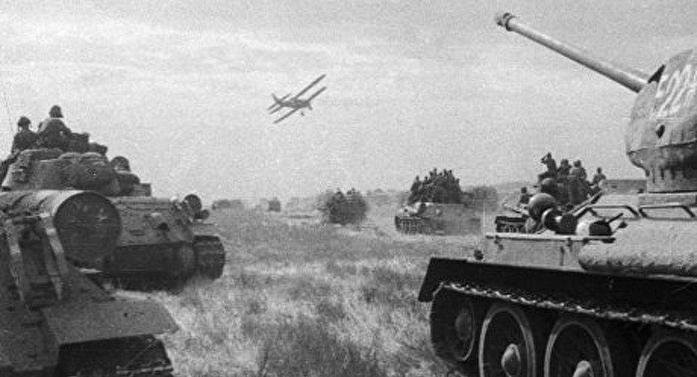 Il y a 75 ans la Seconde guerre mondiale