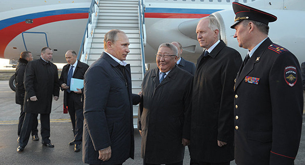 Poutine donnera le coup d'envoi de la construction du gazoduc Sila Sibiri