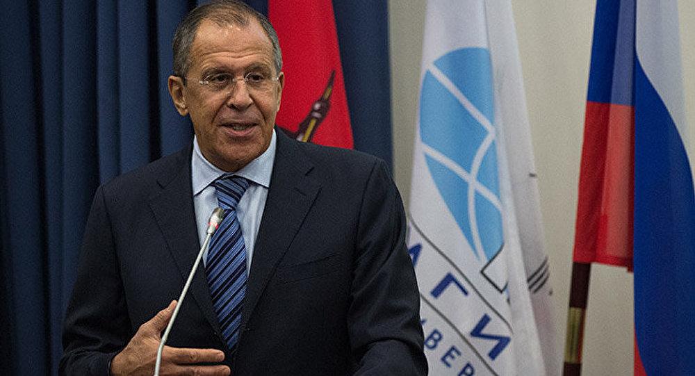 La Russie ne va pas sortir de l'OMC (Lavrov)