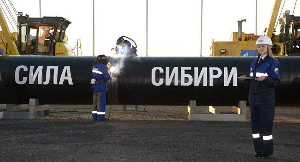 La Russie et la Chine entament le plus grand projet au monde