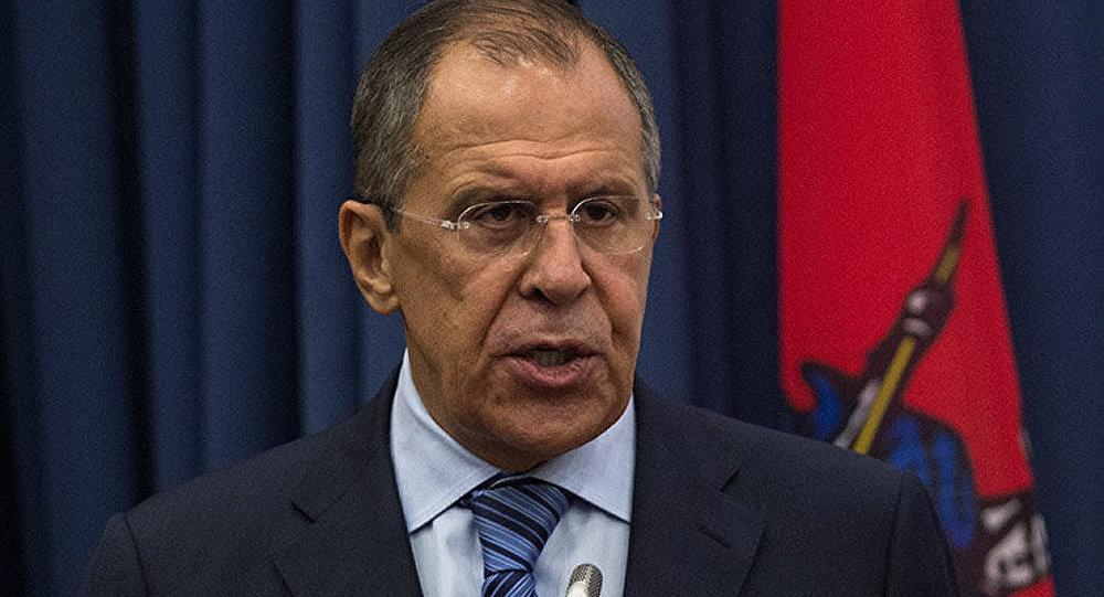 G8: la Russie pas exclue, ses partenaires ont «séché» un sommet à Sotchi (Lavrov)