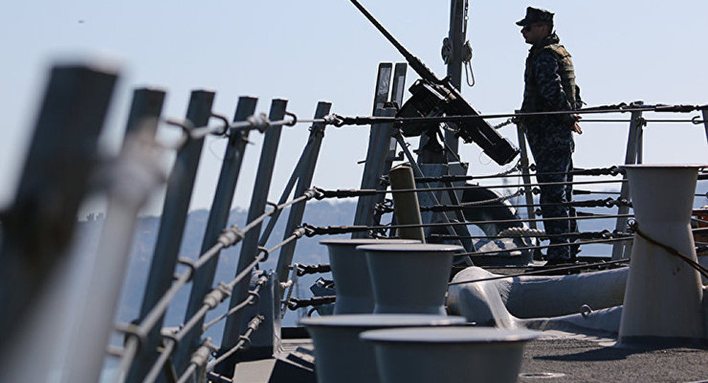 Les USA et l'Ukraine entament des exercices en mer Noire
