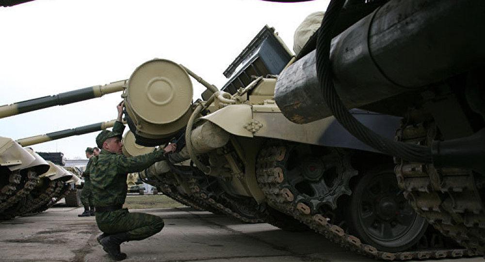 Le réarmement de l'armée russe va croissant