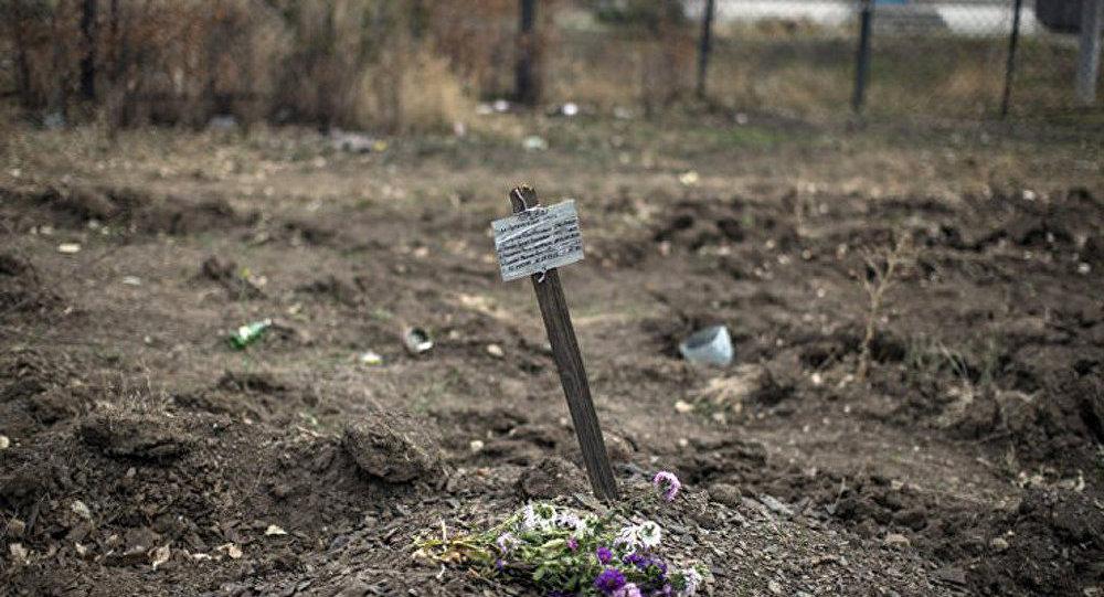 Des fosses communes découvertes dans l'est de l'Ukraine : une enquête internationale doit être menée