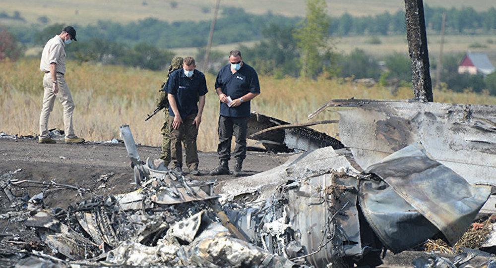 MH17: la Malaisie demandera à l'ONU d'introduire des Casques bleus dans la zone du crash