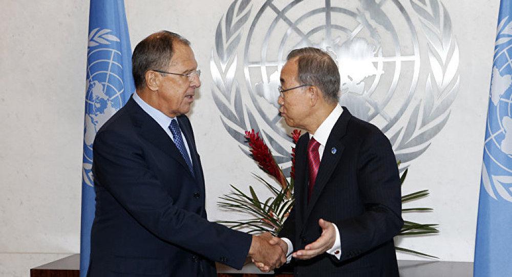 L'ONU appelle Moscou à user de son influence pour régler la situation dans le Donbass