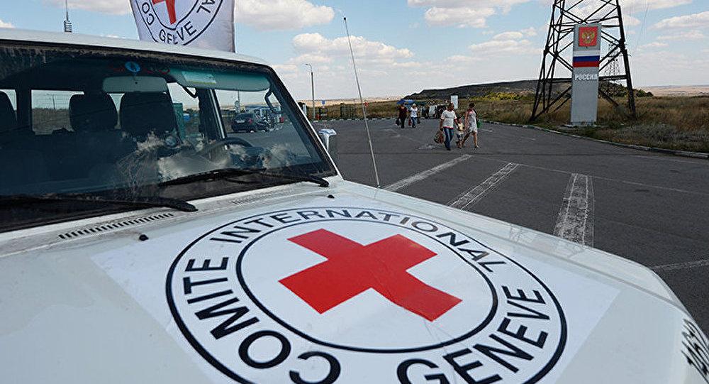 La Croix-Rouge aidera à identifier les victimes du massacre près de Donetsk