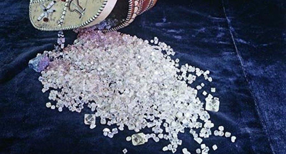 La Russie et la Chine créent leur bourse du diamant