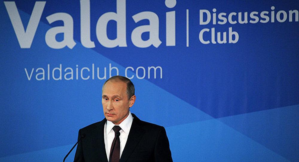 La Russie exige le respect de ses intérêts (Poutine)