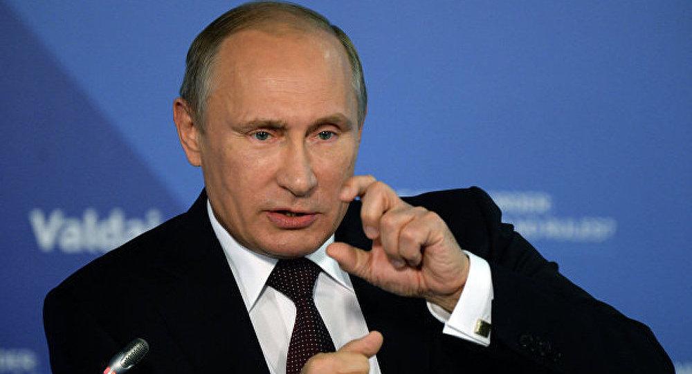 Les USA ne constituent pas une menace pour la Russie (Poutine)