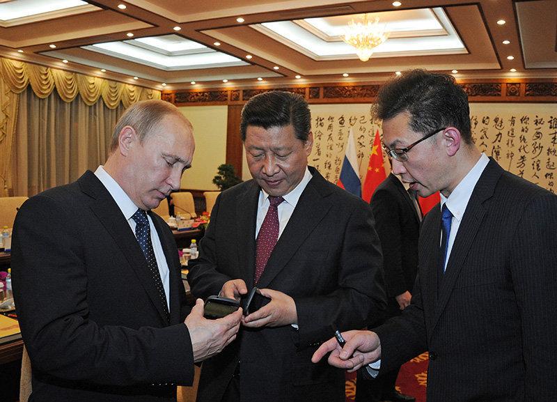 Asie-Pacifique : Poutine fait son choix entre les initiatives chinoise et US