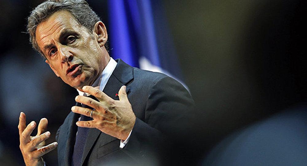 Sarkozy: vouloir la confrontation entre l'Europe et la Russie est une folie