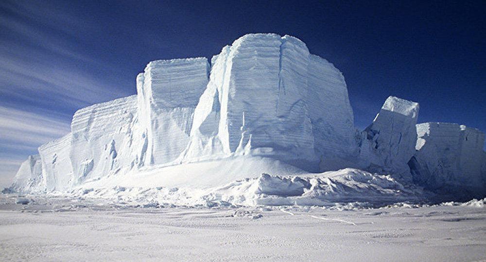 Antarctique : luttes futures pour les territoires