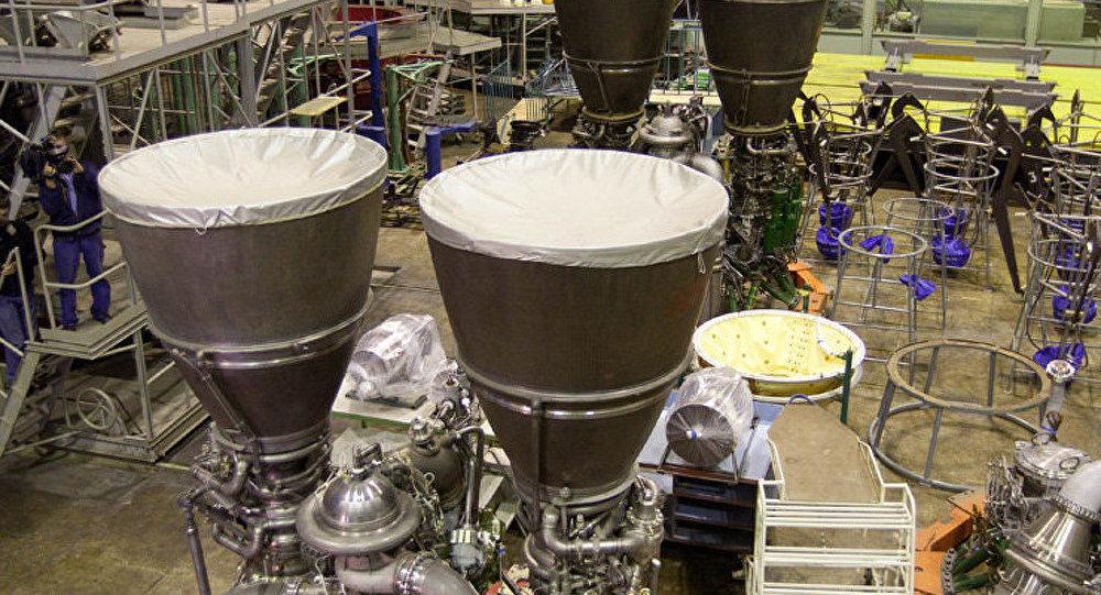 Le Congrès américain a concerté une interdiction de l'achat de moteurs russes RD-180