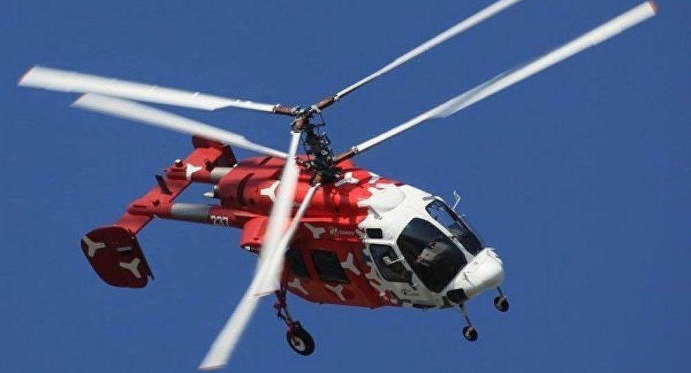 Les hélicoptères russes seront fabriqués en Inde